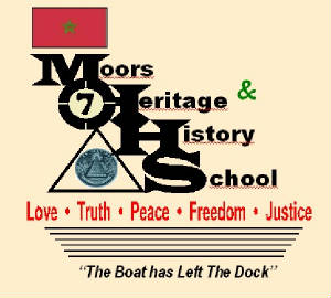 MOS Promotion: Moor Heritage & History School - Live Stream Official Notice