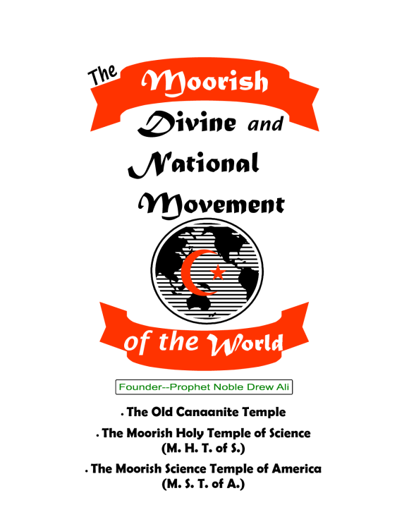 The Moorish Divine and National Movement of the World