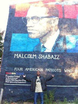 El Hajj Malcolm and El Hajj Malik Shabazz