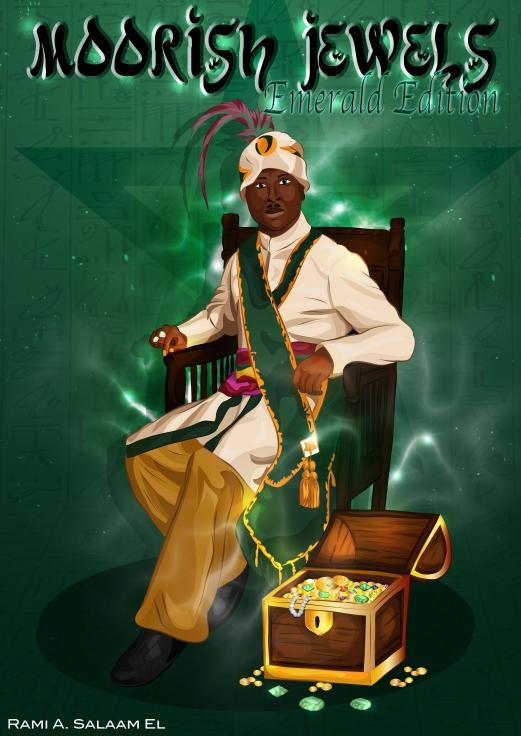 Moorish JewelsED1